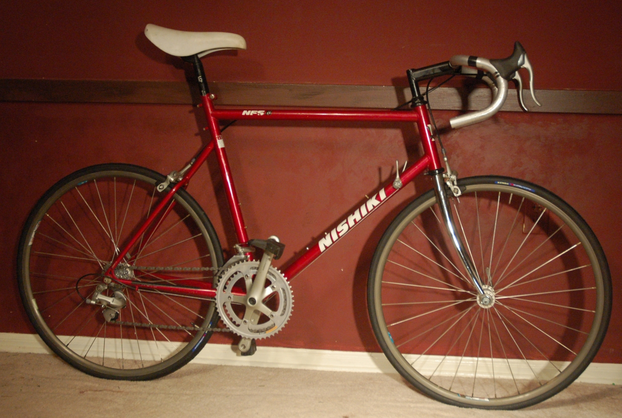 Nishiki Nfs Beta Bike