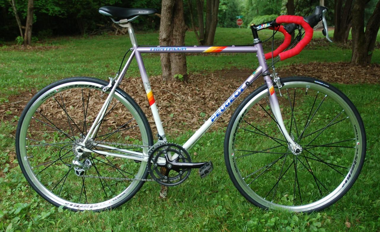 1987 peugeot triathlon bike. Black Bedroom Furniture Sets. Home Design Ideas