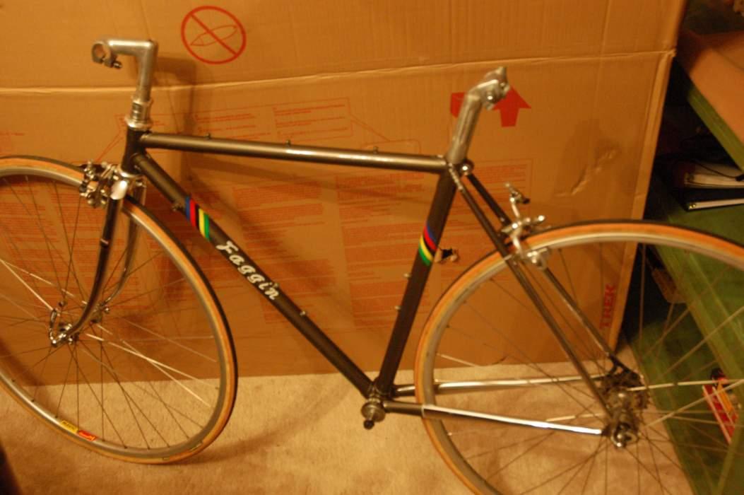 The Faggin Retro-Modern Road Bike, 47cm - bike