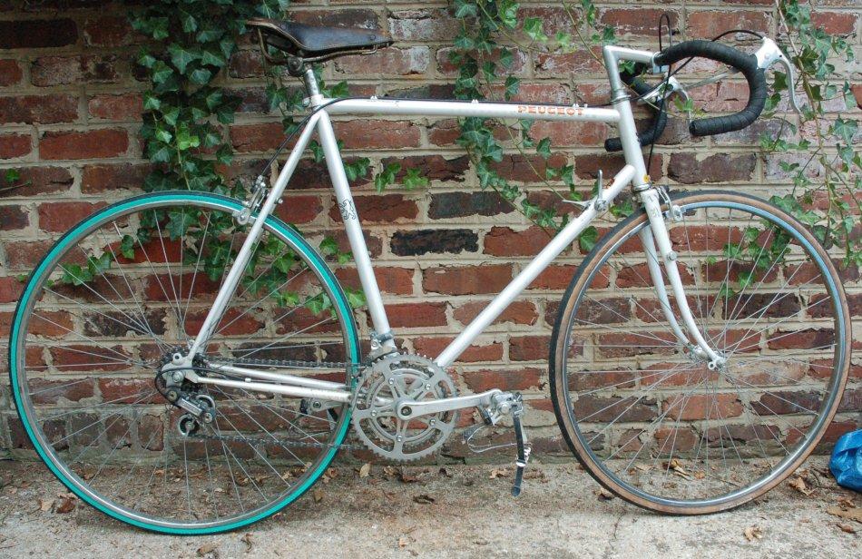 Peugeot 103 Carbolite Frame Road Bike