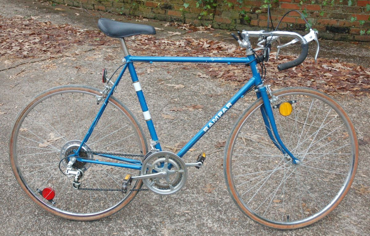 Welcome to Retro Raleighs - Sheldon Brown-Bicycle ...