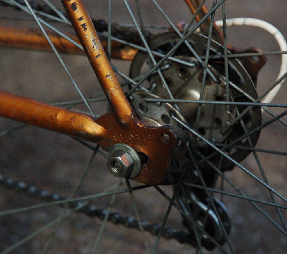 The Homemade XtraCycle - bike